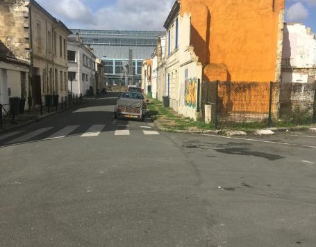 La rue Cambon à Bordeaux