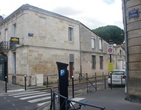 Vue de la rue Paul Antin