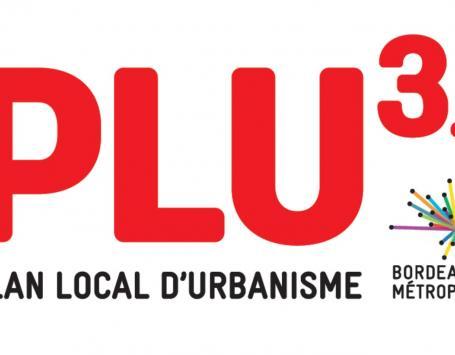 Logo du PLU 3.1 de Bordeaux Métropole