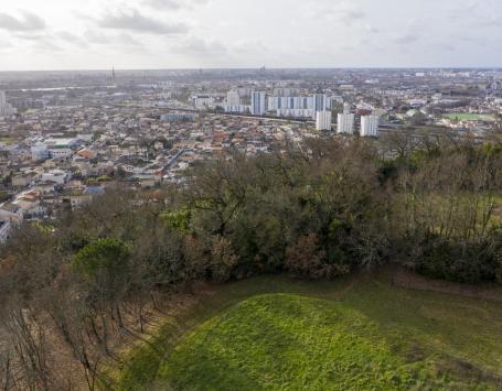 Vue aérienne de la métropole bordelaise
