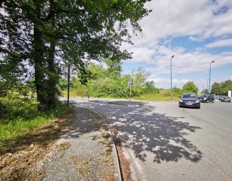 avenue de Pagnot -  avenue Marcel Dassault