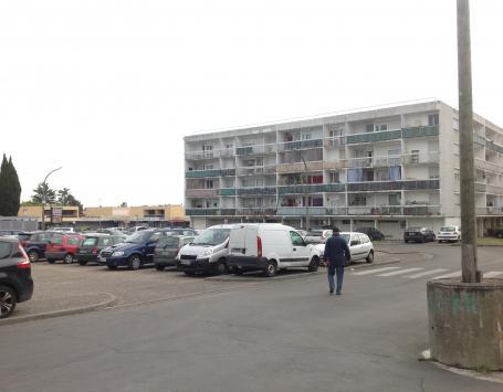 Photo du secteur Palmer à Cenon, dans le cadre de la concertation organisée depuis juillet 2017 par Bordeaux Métropole sur le projet de renouvellement urbain du quartier Palmer-Saraillère-8 mai 1945