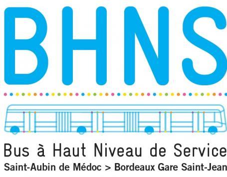L'acronyme du futur Bus à haut niveau de service (BHNS)
