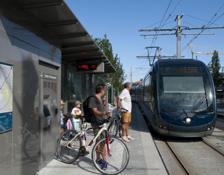 Nathalie Prebende. Dès 2019, le tramway totalisera 4 lignes sur 77 kilomètres pour l'ensemble de la métropole bordelaise