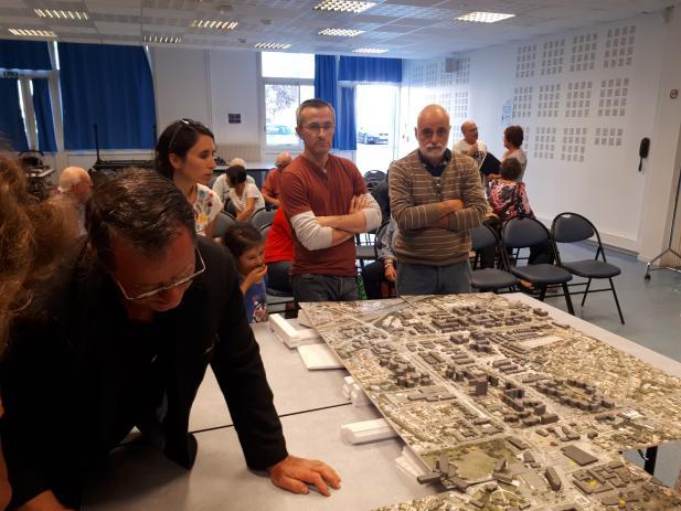 Atelier d'urbanisme en octobre 2017
